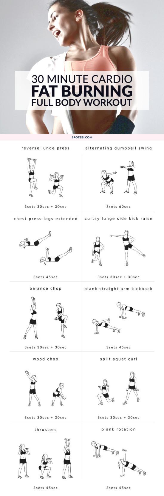 30-minute-full-body-fat-burning-workout-infografika
